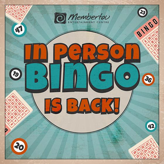 Membertou Bingo